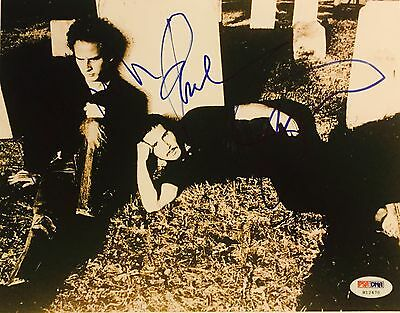 Simon & Garfunkel Signed Autographed 8x10 Photo Paul Simon Art Garfunkel PSA DNA