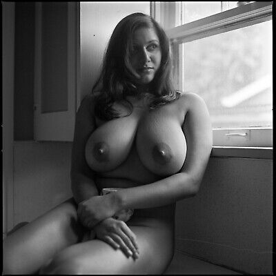 Black and white nude models