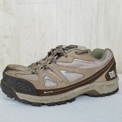 meilleur authentique a30b8 25141 NEW BALANCE 606 Hiking Trail Running Shoes Brown Suede WW606BR Womens Size  11