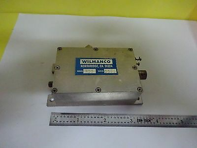 Amplifier Wilmanco 730 Frequency Rf Microwave #W5-A-15