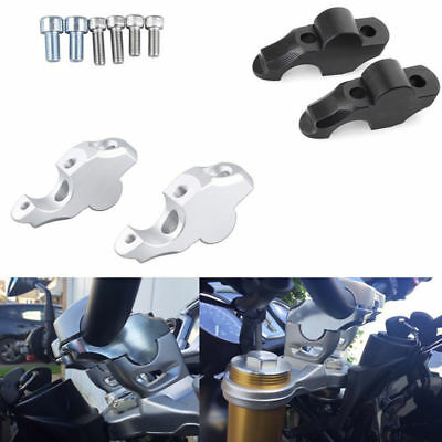 Motorcycle Heightening Handle Handlebar Modification For BMW F700GS// F650GS