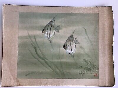 Rice paper Painting