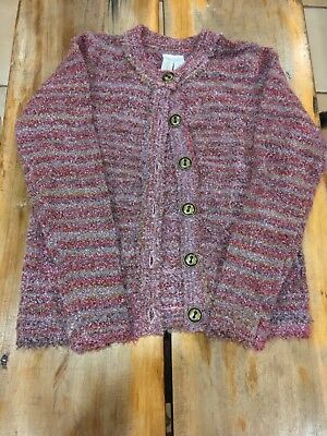 Women's Matilda Jane Paint By Numbers Molly Cardigan Fall 2013 Size Small
