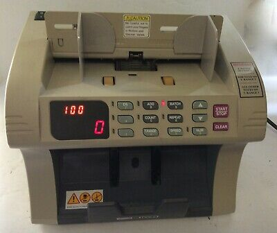 BillCon Money/Note Counter