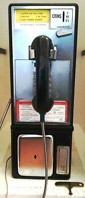Vintage GTE Payphone WORKS! Coin Operated