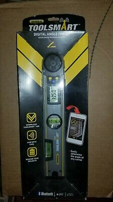 General ToolSmart Bluetooth Connected Digital Angle Finder