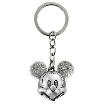 NEW Royal Selangor Mickey Mouse Steamboat Willie Keychain