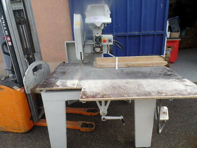 Scie Circulaire radiale  Stromab RS92 an 2008 tbe