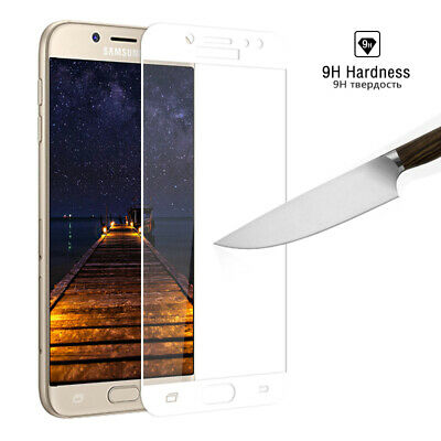 9H Screen Protector Tempered Glass Film For Samsung Galaxy J7 2017 Pro SM-J730F