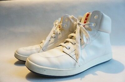 PRADA HERREN SCHUHE High Top Sneaker (4T 3149) Gr. 4243 in