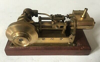 Live Steam Mill Engine ~Very Well Constructed ~ Appears In V.good Used Condition