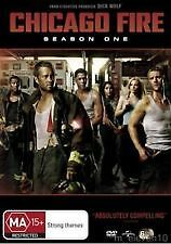 Chicago Fire - Season One / 1 - Brand New & Sealed 6-Disc Dvd (Jesse Spencer)