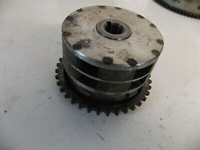 Honda  Cb200 Generator  Rotor And Starter Clutch