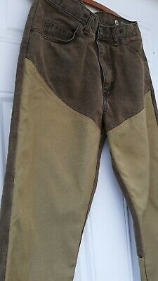 cc936f49 Wrangler ProGear Men's Upland Pant Rugged Relaxed Fit Antigue Khaki Size:  32X32.