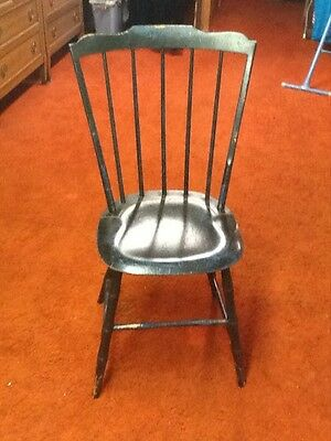 David T. Smith antique reproduction chairs (6)
