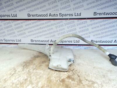 BMW X1 2011 E84 Washer Bottle and Pump