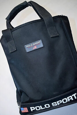 authorized site authentic outlet store POLO SPORT BAG Henkel Tasche Hangman Schulter Vintage Sac ...