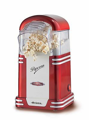 ARIETE 2954 Pocorn popper Maker Party Time - Macchina pop corn 60gr Mais 1100W