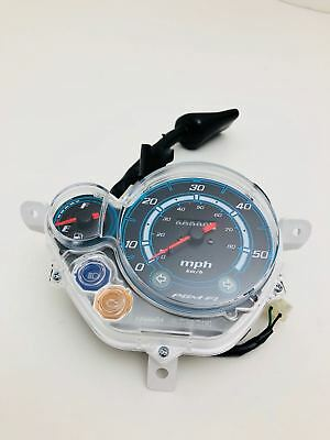 Speedometer Odometer Honda Vision 50 Cc Repsol From Year 2013 To 2015 New