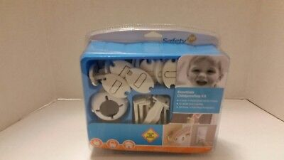 Dorel Safety 1st Essentials Childproofing Kit Home Safety Value on Board(G58)