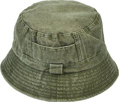 4d33427ef THE HAT DEPOT Denim Washed cotton Bucket Hat 1530 - $9.85 | PicClick