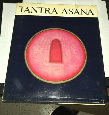 Tantra Asana A Way to Self-Realization Ajit Mookerjee 1971 Signed Rare