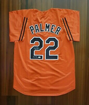 65a0135f9b4 Jim Palmer Autographed Signed Jersey Baltimore Orioles JSA
