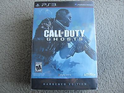 Brand New Call of Duty: Ghosts Hardened Edition for PlayStation 3 (PS3)