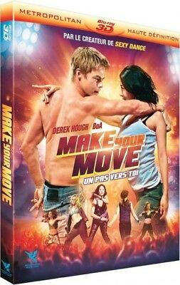 Make your move BLU-RAY 3D + 2D NEUF SOUS BLISTER