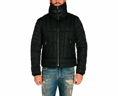 357c488c7f0 DIESEL R-AZUMI MENS Puffer Jacket Padded Quilted Winter Outwear Down ...
