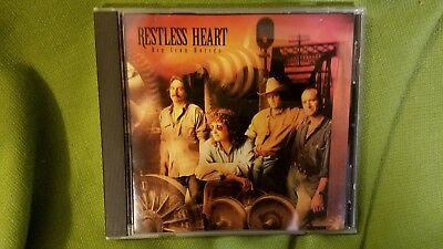 "RESTLESS HEART - ""Big Iron Horses"" CD ('92) NM"