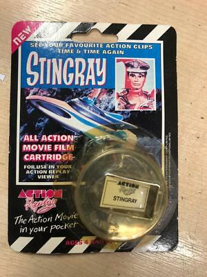 Stingray Action replay Film Reel Gerry Anderson