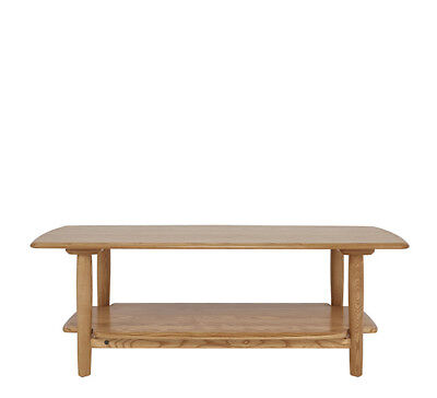 3867 Ercol Windsor Coffee Table Light Ash RRP £1095