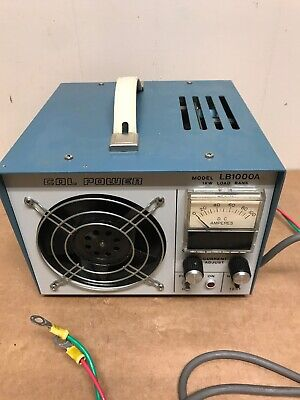 Cal Power LB1000A 1kw Load Bank Tester