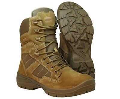 Botas Magnum Impermeables Fox 8.0 Color Coyote Ejercito, Caza, Pesca, Outdoor