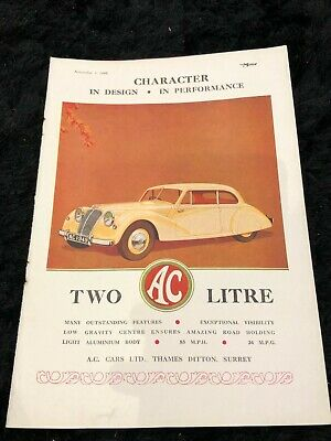1955 Armstrong Siddeley Letterhead Coventry Marriott Brothers Sheffield Attic Automobiles