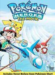 Pokemon - Heroes: The Movie (DVD, 2004) cl1