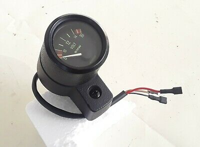Bmw R 80 Gs G/s R 80 G/s Pd R 100 Gs /7 Voltmetro Esterno Voltmeter With Housing