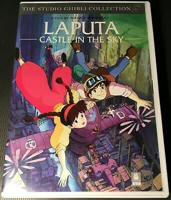 Laputa - Castle In The Sky (DVD, 2006)