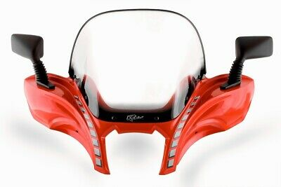 Windshield Polaris Sportsman 570 Touring EPS 2019 Indy Red PS-15