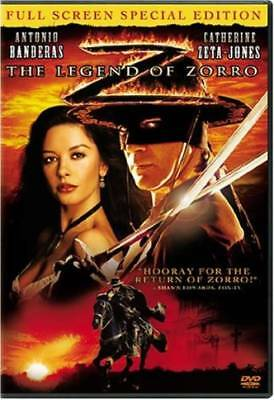 The Legend of Zorro (Full Screen Special Edition)