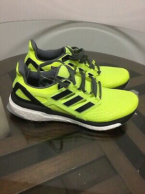 [BB3455] Mens Adidas Energy Boost Running Shoe Men's Size 8.5 New Without Box