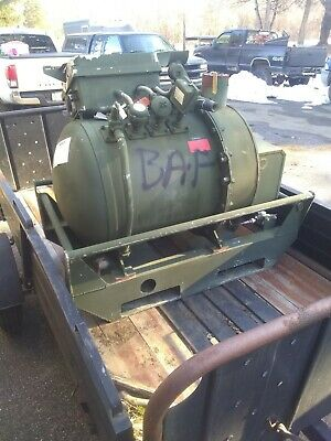 MILITARY SURPLUS GENERATOR Ac Power Distribution 40 Amp 3