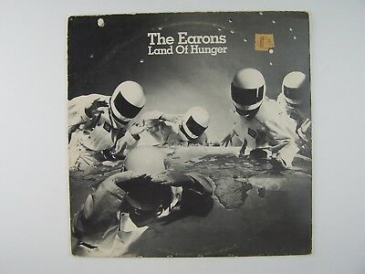 """The Earons - Land Of Hunger Vinyl 12"""" Single 45RPM Record 0-96958"""