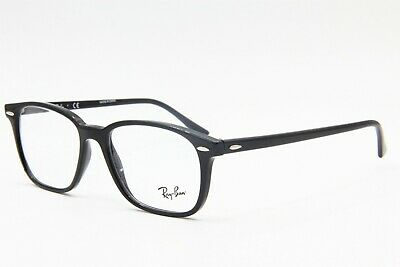 18c7e6a7520fc New Ray-Ban Rb 7119 2000 Black Eyeglasses Authentic Frame Rx Rb7119 55-17