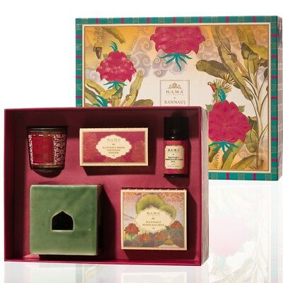 Kama Ayurveda Ayurvedic Box 370gm For Fast Shipping Bar Soaps
