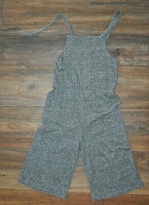 NEXT Girl Summer Playsuit Outfit Holiday Grey 8 Years