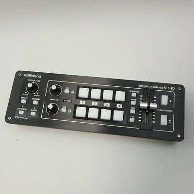 Roland V-1HD Video mixer/switcher AC100V Good condition F/Shipping (d136