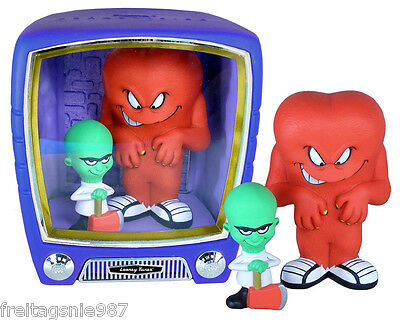 Looney Tunes Gossamer Mad Scientist 2 PVC Figures 16cm Funko