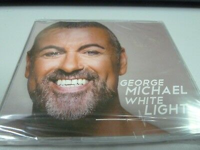 George Michael – White Light - Song To The Siren  2012 VERY RARE EU NEW MAXI-CD